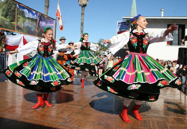art and music of Poland